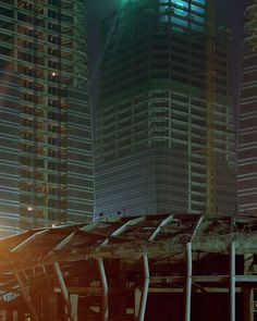 THE UNREAL EMPTINESS OF CHINA'S GHOST CITIES