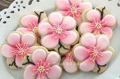 Cherry Blossoms (Flower Cookie Cutter)