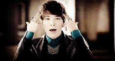 Photo of Donghae Opera!!♥ for fans of Super Junior.