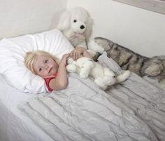 Tilbud Alabama, Toddler Bed, Calm, Beige, Child Bed, Taupe