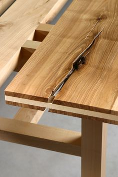 Maple coffee table Joint?