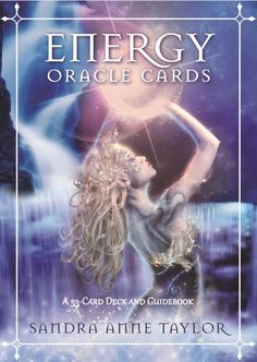 Energy Oracle Cards by Sandra Anne Taylor,http://www.amazon.com/dp/1401940447/ref=cm_sw_r_pi_dp_ekvJsb1E2HPM4B6Y