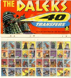 Here's a new website that'll be a delight for Doctor Who fans. The Space Museum is a resource of Doctor Who merchandise from the past, . 4th Doctor, Second Doctor, Doctor Who Merchandise, Classic Doctor Who, Sci Fi Tv Shows, Best Sci Fi, Space Museum, Best Ads, Dalek
