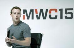 Zuckerberg estará en el MWC de Barcelona