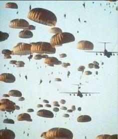 United States Army Airborne School  Fort Benning, Georgia.  I loved every minute of it!