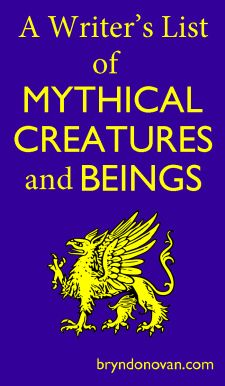 A Writer's List of Mythical Creatures and Beings writers fantasy writing Book Writing Tips, Writing Resources, Writing Help, Writing Skills, Writing Ideas, Writing Lists, Dissertation Writing, Reading Lists, Mythical Creatures List