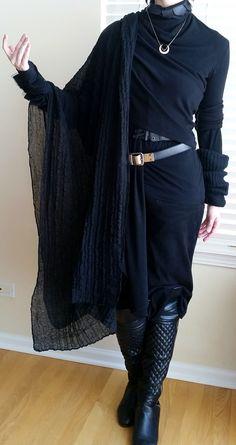 Dark Mori&Strega Fashion — kesstiel: ☆°• At work we dressed up/cosplayed for...