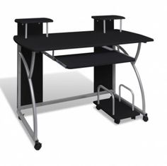 #Mobile #Computer #Desk #Pull #Out #Tray #Black #Furniture #Office # #http://www.ebay.co.uk/itm/Mobile-Computer-Desk-Pull-Out-Tray-Black-Finish-Furniture-Office-/131714943773?hash=item1eaad28b1d:g:24MAAOSwKtlWrHjC