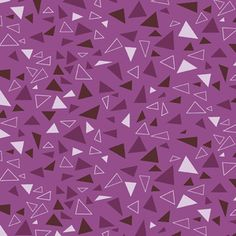 Confetti in Purple Lizzy House Outfoxed