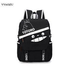 29.99$  Watch here - http://ali8o2.shopchina.info/1/go.php?t=32789667305 - Tokyo Ghoul/One Piece/Totoro/Fairy Tail/Sword Art Online/Naruto/Gintama Canvas Backpack Schoolbag Backbag Rucksack Mochila  #shopstyle