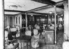 Restaurant - 'a la carte' - on Titanic