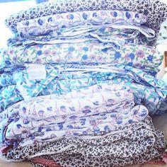 BELL 100% cotton block prints www.aliciabell.com