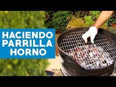 ¿Cómo hacer una parrilla - horno? - YouTube