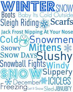 I Love Snow, I Love Winter, Winter Fun, Hello Winter, Winter Craft, Winter Ideas, Winter Colors, Xmas Ideas, Winter Season