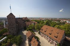The Imperial Castle Nuremberg with a new exhibition and renovated interior shows you the history of the castle and city! (photo: Ralf Schedlbauer)  ------------------------------------------------------- Terms of use: It is allowed to use the photo for touristic or economic depiction of the location Nuremberg or for press work. A commercial use is strictly prohibited. The photo is protected by copyright, the photographer has to be named when using the picture.