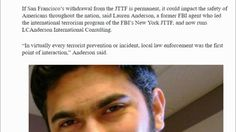 San Francisco's withdrawal from national terror intelligence network hik...