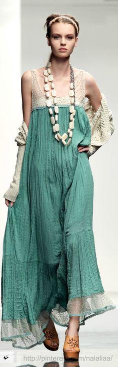 dress - Simona Barbieri