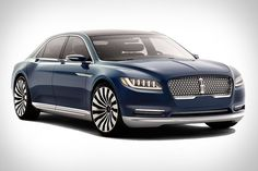 This isn't your grandpa's Continental. Sure, the Lincoln Continental Concept has some of the things you'd expect from the iconic luxury ride, like a sophisticated, clean exterior design with plenty of space and amenities inside. But with features like the...