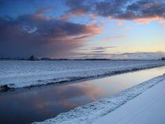 Winter op Texel door Marlon Bruin - TEXEL