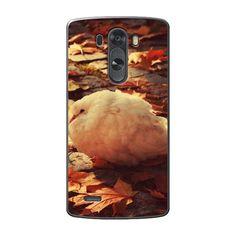 LG G3 White Dove Autumn Case