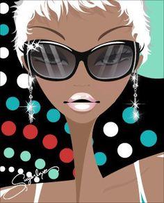 Pixie Czar #african #american #art
