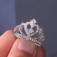 @riddhisinghal6 /ring, goals, and crown