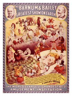 Barnum and Bailey, Circus Dream