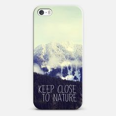 keep close to nature | Love! Personalize your case using Instagram, Facebook and personal photos on #Casetagram #iphonecase