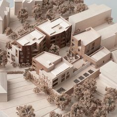 Highgate Newtown Community Centre / new community facilities and 31 new homes. : @rckarchitects