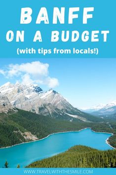 Step by step guide for visiting Banff on a budget. I'm spilling out all the details right here - How to Spend a Week in Banff for Only 100 CAD)/Day. Explore the best of the Canadian Rockies without breaking a bank. Canadian Travel, Canadian Rockies, Banff National Park, National Parks, Travel Guides, Travel Tips, Travel Destinations, Visit Canada, Mexico Travel