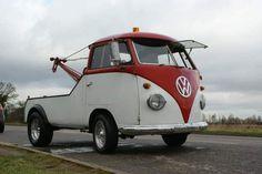 VW wrecker