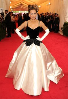 Sarah Jessica Parker's most couture looks