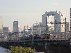 阪急電車! 神戸線が惜しくも撮れませんでした。