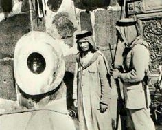 A very old n rare picture of the Hajr al Aswad /kabah # Mecca