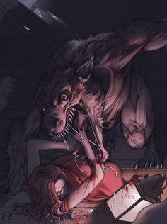 Little Red Riding Hood - Bloochikin