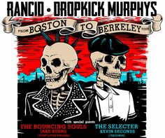 GoRockfest.Com: Rancid Tour Dates 2017