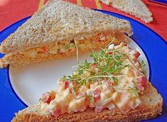 American Sandwiches, ein sehr schönes Rezept aus der Kategorie Snacks und kleine Gerichte. Bewertungen: 20. Durchschnitt: Ø 3,8.