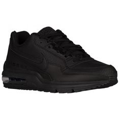 sports shoes 2336e ae1ac Nike Air Max LTD - Men s - Running - Shoes - Black Black Black-sku 87977099