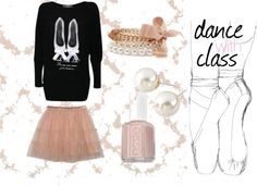 """Dance with Class"" by savannahturner on Polyvore"