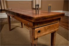 Table Templet | ... Of Cards: The Cribbage Board Coffee Table   From