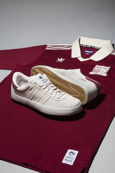 adidas Skateboarding Linked with a French Skate Brand For This Dope Collection   Complex