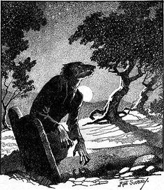 Tyler's Cryptozoo: The Flixton Werewolf - Lycanthrope, Myth, or Something Else?