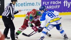 Cardiff Devils V Coventry Blaze - Highlights & Interview with Andrew Lord - 13th Dec 2015