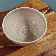 Small Berry Bowl, porcelain, transparent plum glaze. fionawallaceceramics.com