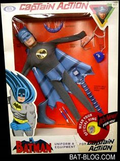 captain action batman - Yahoo Image Search Results