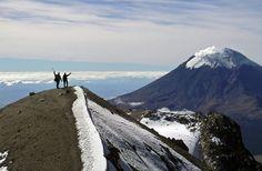 Summit Mexico's Volcano's -- Popocateptl, Ixtaccihuatl & Orizaba