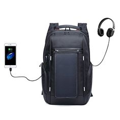 95db263cd31 41 Best New Backpacks solar charger images | Backpack, Backpacker ...