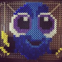 Baby Dory perler beads by bio_of_a_raver                                                                                                                                                                                 More
