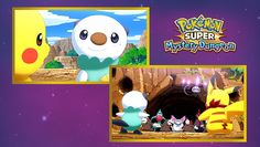 Watch Animated Pokémon Mystery Dungeon Action!