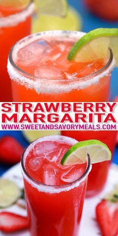 Cocktail Recipes For A Crowd, Food For A Crowd, Fresco, Cranberry Juice And Vodka, Rum, Coctails Recipes, Strawberry Recipes, Fresh Strawberry Margarita Recipe, Margarita Recipe For A Crowd